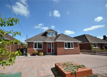 Thumbnail 4 bedroom detached bungalow for sale in Highlands Road, Basingstoke, Hampshire