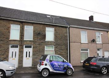 Thumbnail 2 bed terraced house for sale in Penrhiwfer Road, Tonyrefail, Porth