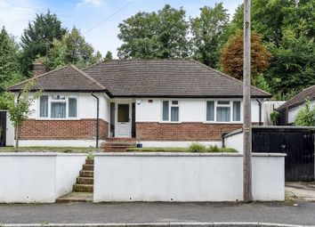Thumbnail 3 bed detached bungalow to rent in Northwood Avenue, Purley, Surrey