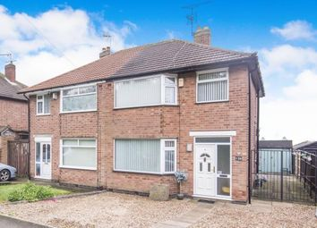 Thumbnail 3 bed semi-detached house for sale in Keyham Lane, Leicester, Leicestershire
