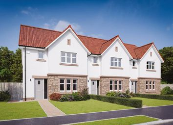 "Thumbnail 3 bedroom end terrace house for sale in ""The Avon"" at Hamilton Road, Larbert"