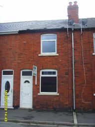 Thumbnail 2 bed terraced house to rent in Charles Street, Sutton In Ashfield, Nottingham