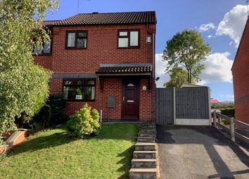 3 bed terraced house for sale in Pennine Way, Swadlincote DE11