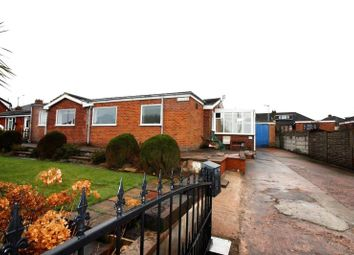 Thumbnail 3 bed semi-detached bungalow for sale in Galleys Bank, Kidsgrove, Stoke-On-Trent