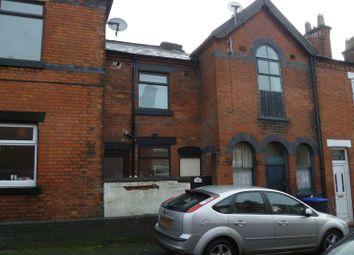 Thumbnail 2 bed flat to rent in Talbot Street, Leek