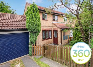 Thumbnail 3 bed semi-detached house for sale in Hillcrest, Bar Hill, Cambridge