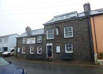 Thumbnail End terrace house for sale in High Street, Borth, Ceredigion
