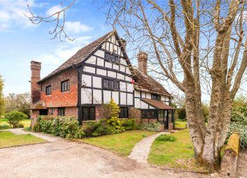 Lidford Farm House, Kings Lane, Cowfold, Horsham RH13. 4 bed detached house for sale