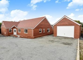 Thumbnail 4 bed detached bungalow for sale in Pentrosfa, Llandrindod Wells