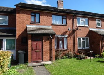 Thumbnail 3 bed terraced house for sale in Ryeland Close, Worcester