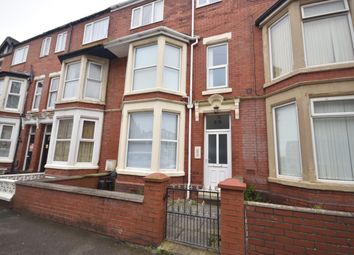 Thumbnail 1 bedroom flat to rent in Osborne Road, Blackpool