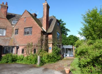 Thumbnail 4 bed semi-detached house for sale in How Green Lane, Hever, Edenbridge