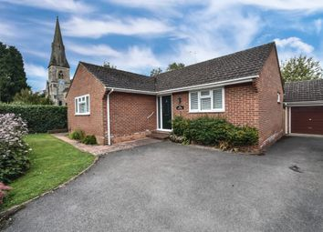 Thumbnail 2 bed detached bungalow for sale in St. Johns Road, Hedge End, Southampton