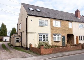 Thumbnail 2 bed end terrace house for sale in Coppice Road, Walsall Wood, Walsall