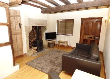 Thumbnail 3 bed cottage for sale in Wood Street, Ashby-De-La-Zouch