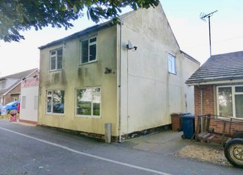 Thumbnail 3 bed detached house for sale in The Bank, Parson Drove, Wisbech