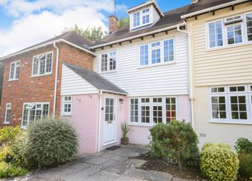 Thumbnail 3 bed town house for sale in Grove Mill Lane, Watford