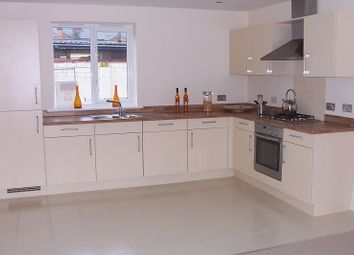 Thumbnail 2 bedroom flat to rent in Auriga Court, Chester Green, Derby
