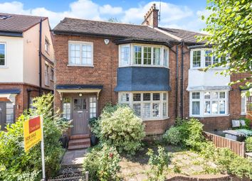 Thumbnail 5 bed semi-detached house for sale in North End Road, Golders Hill Park
