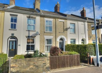 Thumbnail 3 bed terraced house for sale in Dereham Road, Norwich