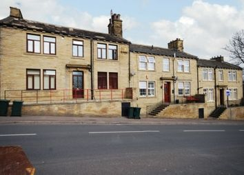 Thumbnail 3 bed terraced house for sale in The Bank, Idle, Bradford