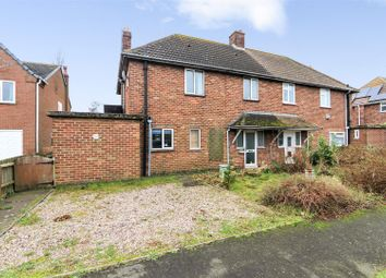 Thumbnail 3 bed semi-detached house for sale in Talbot Place, Donisthorpe