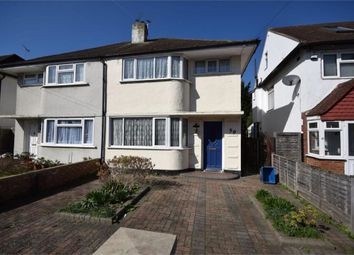 Thumbnail 3 bed semi-detached house for sale in Beech Way, Twickenham