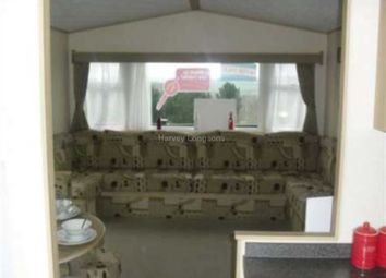 Thumbnail 3 bed mobile/park home for sale in White Cross, Newquay