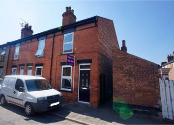 Thumbnail 2 bed terraced house for sale in Frank Street, Lincoln