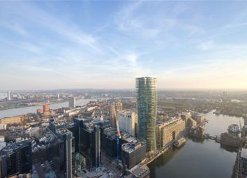 Thumbnail 1 bed flat for sale in Club 45 At Pan Peninsula Square, London