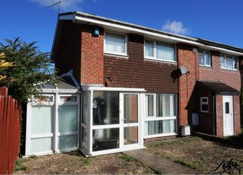 Thumbnail 3 bed end terrace house for sale in Pyracantha Walk, Whitchurch
