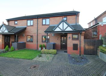 Thumbnail 1 bed flat for sale in Myddleton Lane, Winwick, Warrington