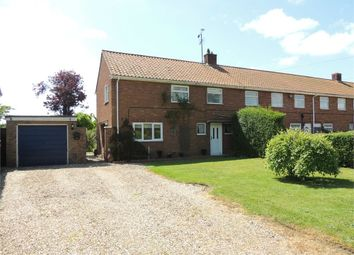 Thumbnail 3 bed end terrace house for sale in West Way, Wimbotsham, King's Lynn
