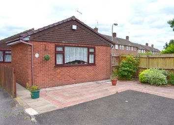 Thumbnail 2 bedroom detached bungalow for sale in Coventry Road, Hill Top, Nuneaton, Warwickshire