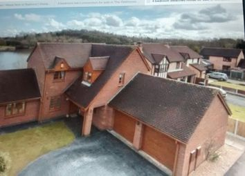 Thumbnail 4 bedroom detached house for sale in Wordsworth Way, Priorslee Telford