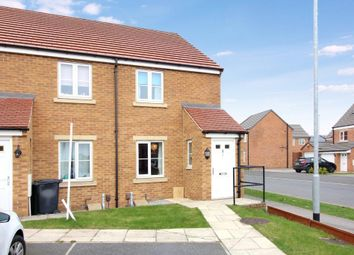 Thumbnail 2 bedroom town house for sale in St. Benedict Mews, Swarcliffe, Leeds
