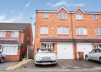 4 bed end terrace house for sale in Wheelwright Close, Wednesbury WS10
