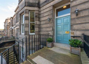 Thumbnail 3 bed flat for sale in Inverleith Terrace, Edinburgh