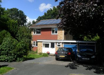 Thumbnail 4 bed detached house for sale in Hilland Rise, Headley