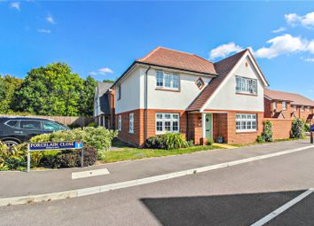 Thumbnail 4 bed detached house for sale in Porcelain Close, Sittingbourne