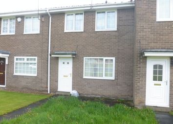 Thumbnail 3 bed terraced house for sale in Church Avenue, Scotland Gate, Choppington