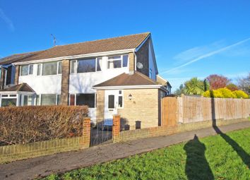 Thumbnail 3 bed semi-detached house for sale in Pepperscoombe Lane, Upper Beeding, Steyning