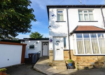 Thumbnail 4 bed semi-detached house for sale in Shortway, Bradford, West Yorkshire