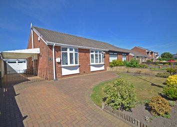 Thumbnail 2 bed semi-detached bungalow for sale in Athold Drive, Ossett