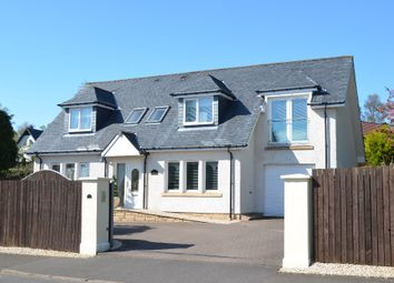 Thumbnail 4 bed detached house for sale in Golfhill Drive, Helensburgh