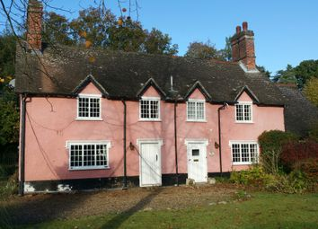 Thumbnail 5 bed cottage to rent in The Street, Horringer, Bury St. Edmunds