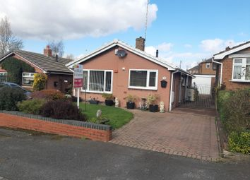 Thumbnail 2 bed detached bungalow for sale in Forest Rise, Warsop, Mansfield