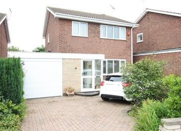 Thumbnail 3 bed detached house for sale in Turnberry, Worksop
