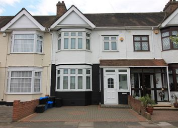Thumbnail 3 bed terraced house to rent in Overton Drive, Chadwell Heath