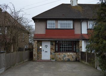 Thumbnail 3 bed end terrace house for sale in Gubbins Lane, Harold Wood, Romford